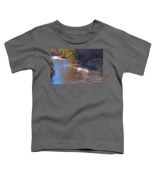Santa Cruz River - Arizona Toddler T-Shirt