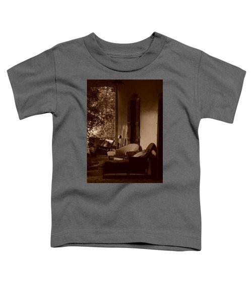 Santa Fe Porch Toddler T-Shirt