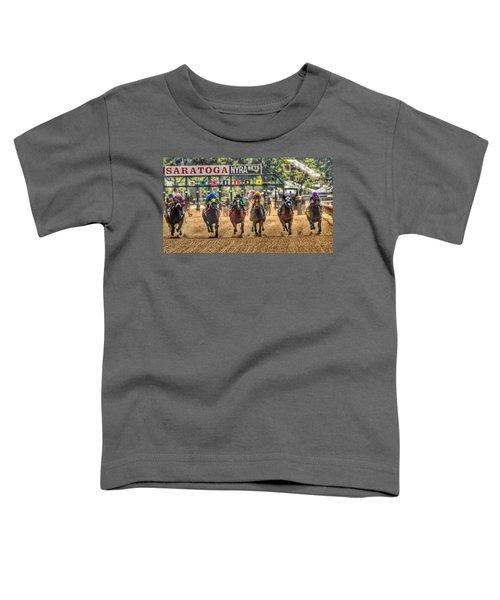 Saratoga Toddler T-Shirt