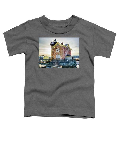 Saugerties Lighthouse Toddler T-Shirt