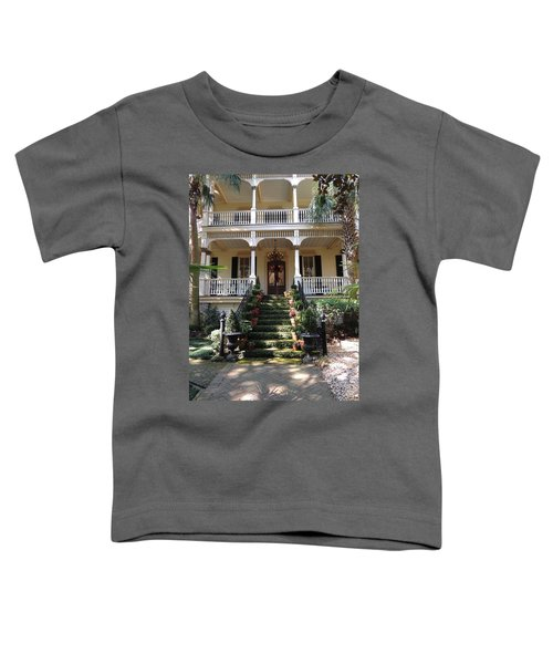 Southern Style Toddler T-Shirt
