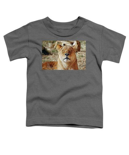 Savoring The Sun Toddler T-Shirt