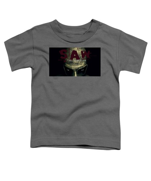 Saw Toddler T-Shirt