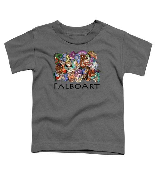 Say Cheese T-shirt Toddler T-Shirt