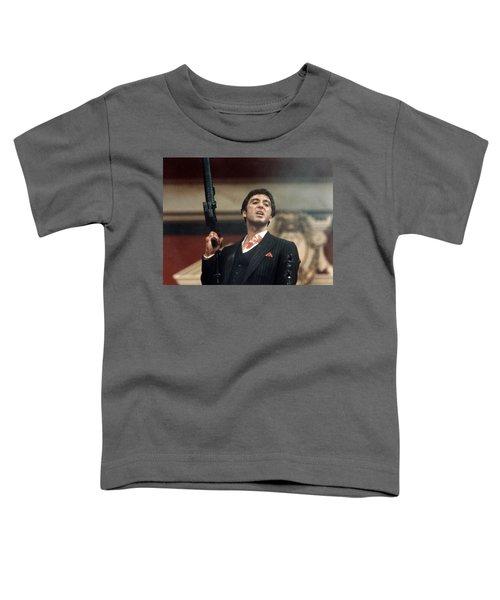 Scarface Toddler T-Shirt