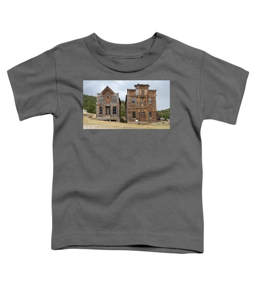 School And Dance Hall Toddler T-Shirt