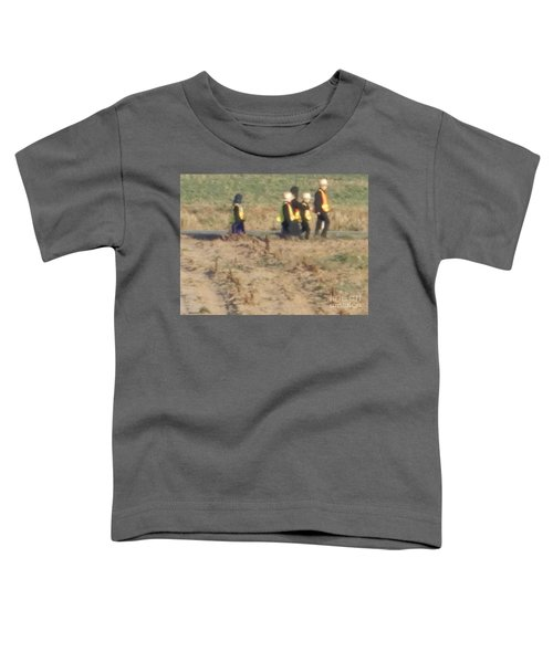 School Day Is Over Toddler T-Shirt