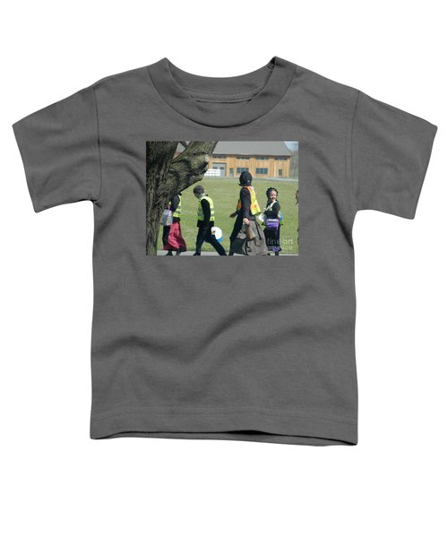 School's Out- Four Toddler T-Shirt