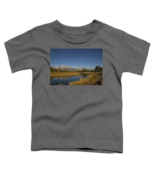Schwabacher's Landing In Moonlight Toddler T-Shirt
