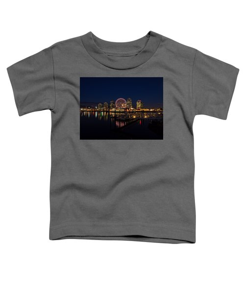 Science World Nocturnal Toddler T-Shirt