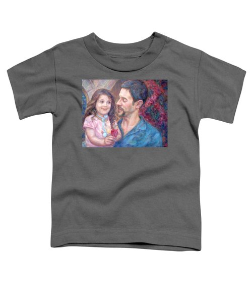 Scott And Sam Commission Toddler T-Shirt