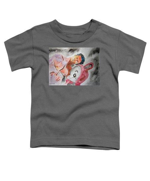 Scott Weiland - Stone Temple Pilots - Music Inspiration Series Toddler T-Shirt