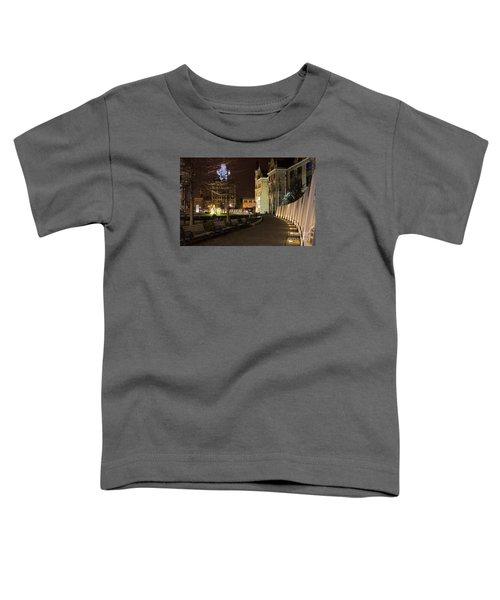 Scranton The Electric City Toddler T-Shirt