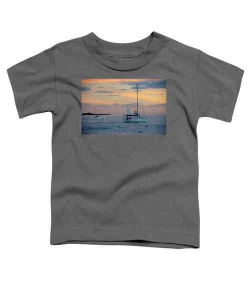 Sd Sunset 3 Toddler T-Shirt