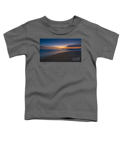 Sea Girt Sunrise New Jersey  Toddler T-Shirt
