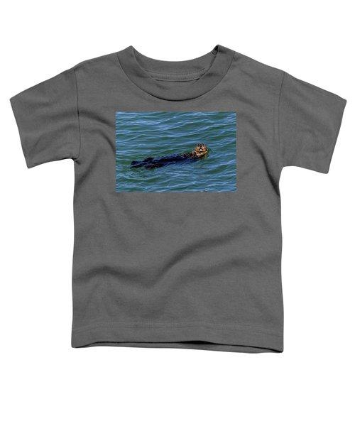 Sea Otter Toddler T-Shirt