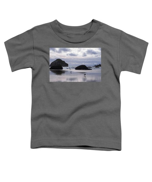 Seagull Reflections Toddler T-Shirt