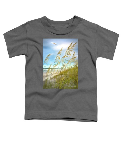 Seaoats Fantasy Toddler T-Shirt