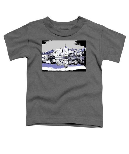 Seaport Mirror Toddler T-Shirt