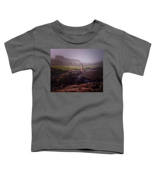 Searching For Shells Toddler T-Shirt