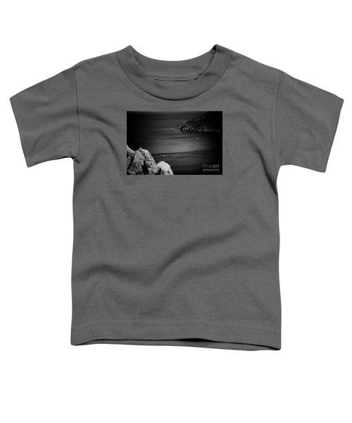 Seascape Turkey Artmif Toddler T-Shirt