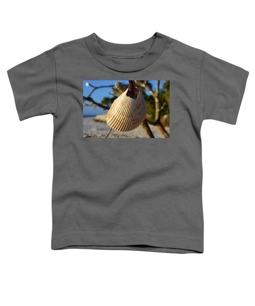 Cockelshell On Tree Branch Toddler T-Shirt