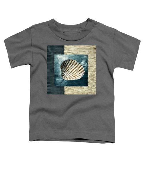 Seashell Souvenir Toddler T-Shirt