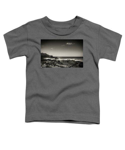 Seaside Solitude Toddler T-Shirt