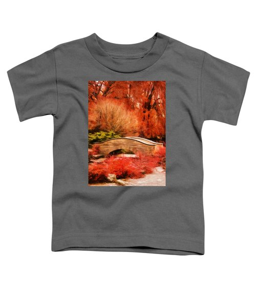 Secret Footbridge Toddler T-Shirt
