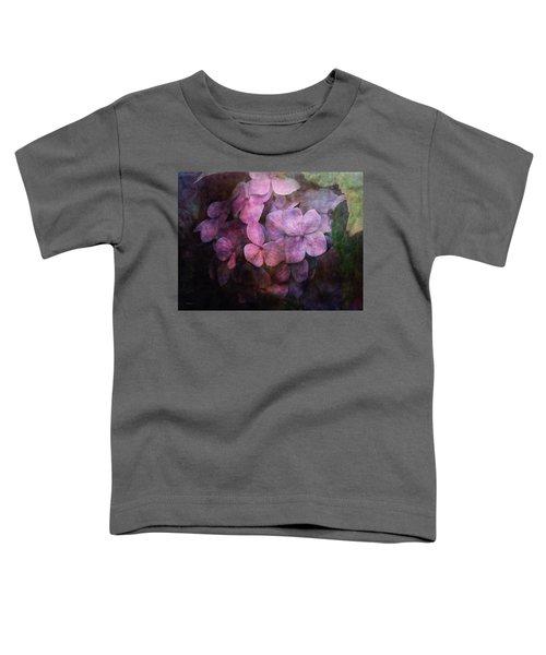 Secret Hydrangea 1538 Idp_2 Toddler T-Shirt