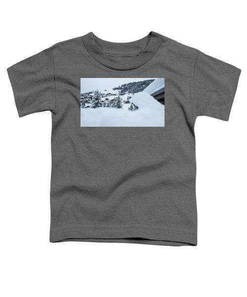 Secret View- Toddler T-Shirt