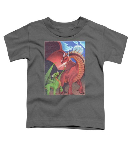 Secrets Of The Flame Toddler T-Shirt