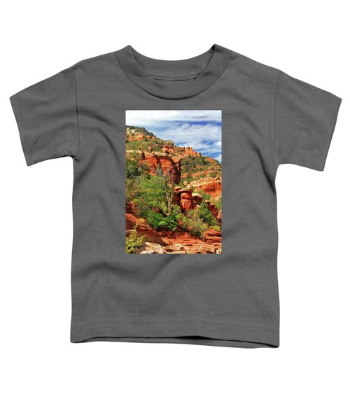 Sedona I Toddler T-Shirt
