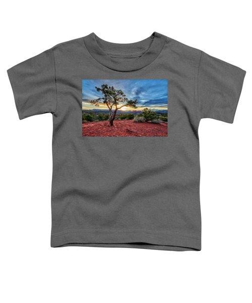 Sedona In The Morning Toddler T-Shirt