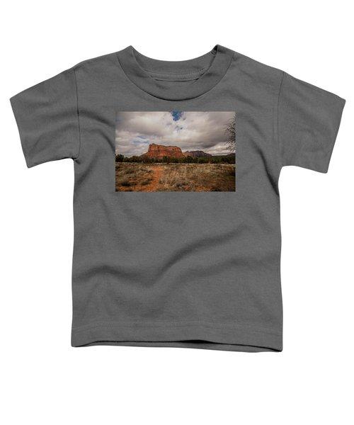 Sedona National Park Arizona Red Rock 2 Toddler T-Shirt