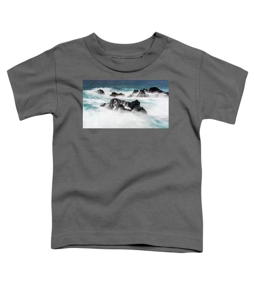 Seduced By Waves Toddler T-Shirt
