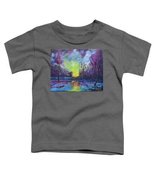 Seeing Through The Truth Toddler T-Shirt