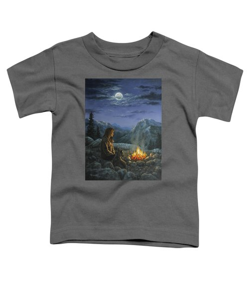 Seeking Solace Toddler T-Shirt