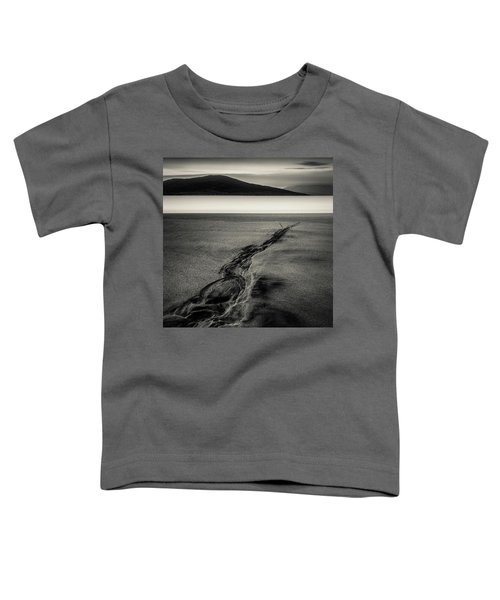 Seilebost Sand Tracks Toddler T-Shirt