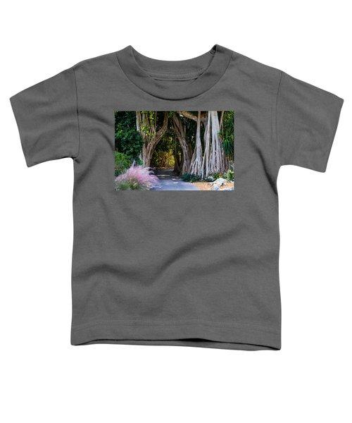 Selby Secret Garden 2 Toddler T-Shirt