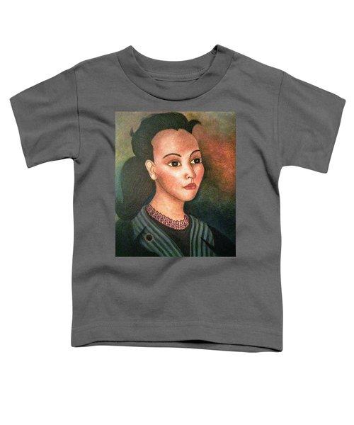 Self-portrait Toddler T-Shirt