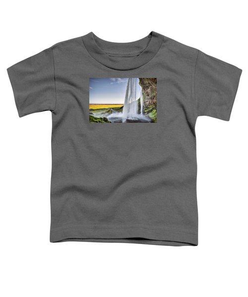 Seljalandsfoss Toddler T-Shirt