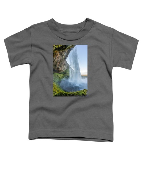 Seljalandsfoss Toddler T-Shirt