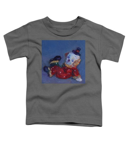 Send In The Clowns Toddler T-Shirt