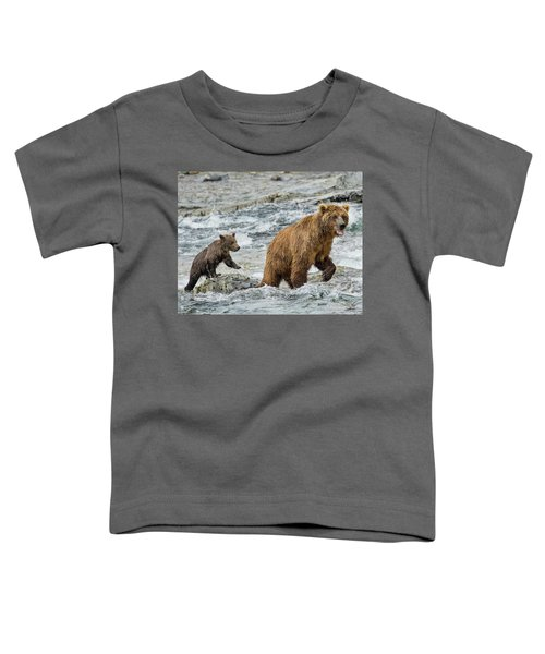 Sensing Danger Toddler T-Shirt