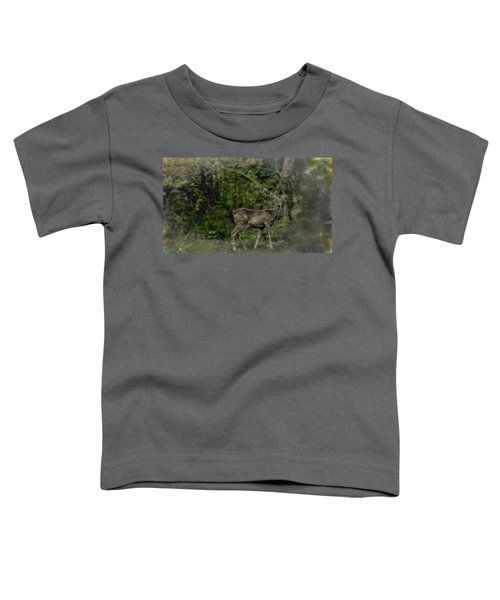 Separated And Diseased Toddler T-Shirt