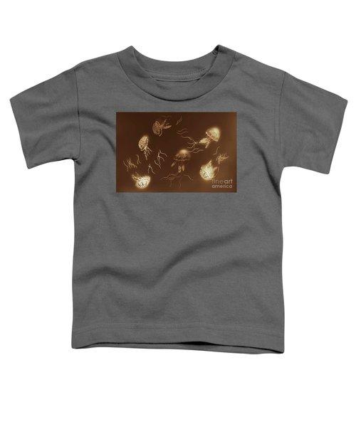 Sepia Seas Toddler T-Shirt