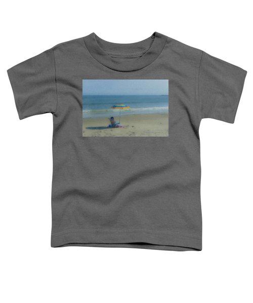 September Beach Reader Toddler T-Shirt