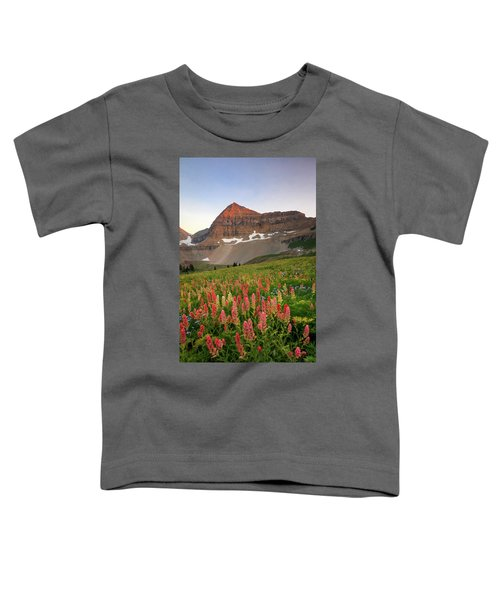 September Wildflowers Toddler T-Shirt