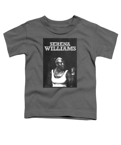 Serena Williams Toddler T-Shirt